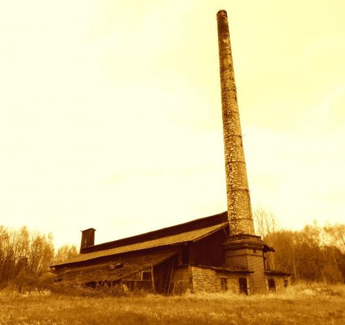 Broniszów, cegielnia 1903 rok