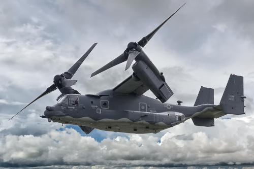 Boeing CV-22B Osprey, United States - US Air Force (USAF)