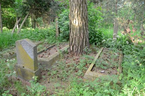 Wyszowate - nieczynny cmentarz ewangelicki