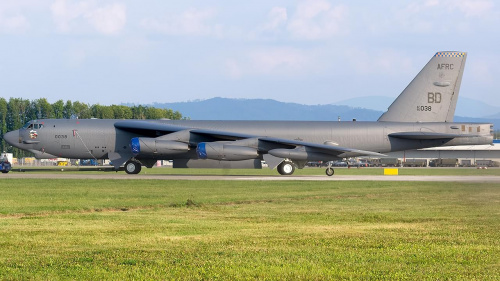 Boeing B-52 H Stratofortress, United States - US Air Force (USAF)