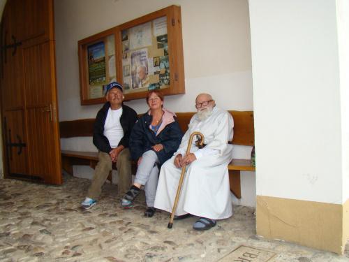 o Trynitarz obchodził 50 lecie ślubów zakonnych