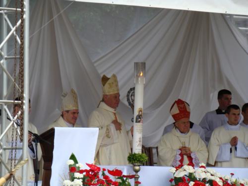 Błogosławieństwo Kardynała