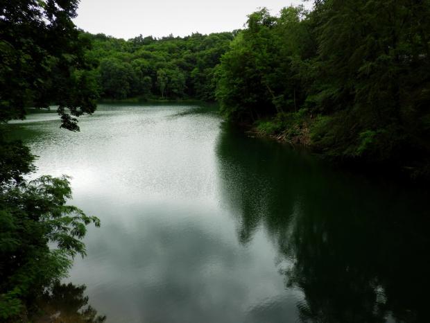 Jezioro Szmaragdowe.