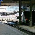 Wjeżdża TGV 150