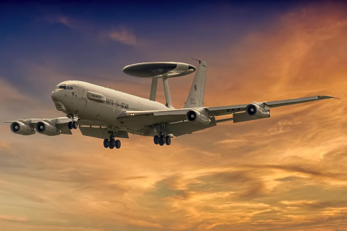 Boeing E-3 A Sentry, NATO Airborne Early Warning Force