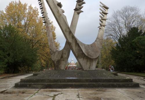Cmentarz Centralny w Szczecinie.
