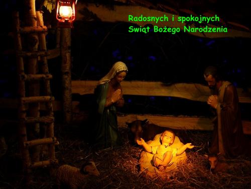 Wszystkim moim gościom, życzę wspaniałych Świąt :)t