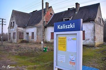 Kaliszki - dworzec PKP