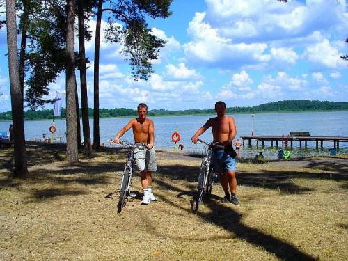 Weekend w Babim Lecie nad jeziorem Roś