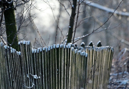 oddech zimy ...