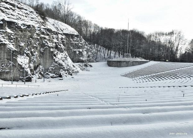 Góra św. Anny - amfiteatr skalny ...