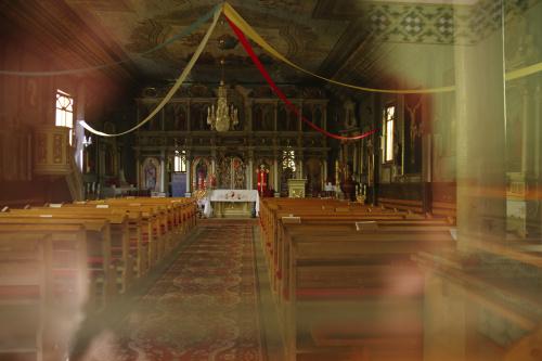 Cerkiew w Wierchomli Wielkiej