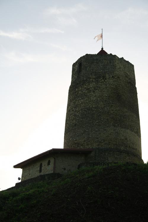 Zamek - Czchów - Baszta