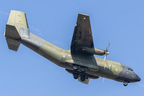 Transall C-160 D, Germany - Air Force