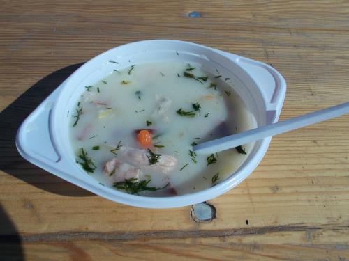 Zupa cyklisty, czyli smakowita ogórkowa wariacja