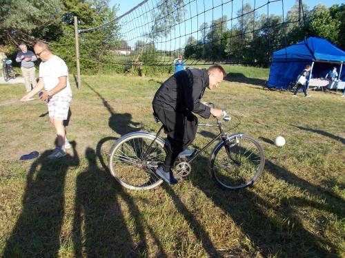 Mój faworyt w konkursie - ojciec Mateusz na berlińskiej Rixie :-)