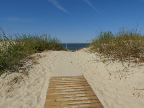 Wszystkie drogi prowadzą na plażę..