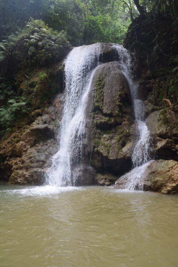Cascada El Limón, Półwysep Samana
