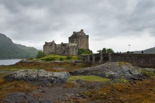Zamek Eilean Donan