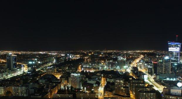 Warszawa - kierunek południowy zachód :)