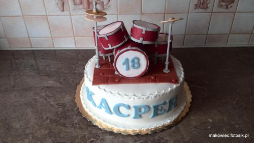 Tort dla perkusisty #Perkusja #tort #okolicznościowy #tort #tort #dla #perkusisty