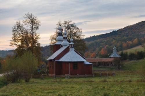 Cerkiew św. Dymitra w Bodakach