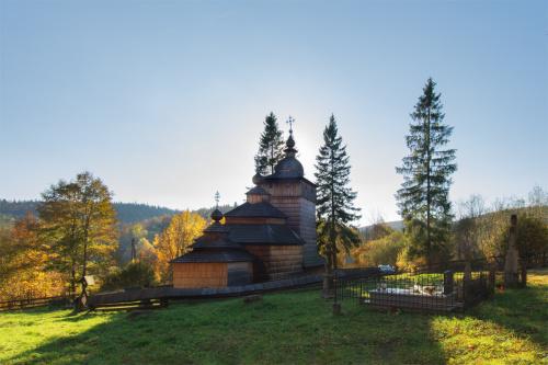 Cerkiew Opieki Matki Bożej w Wołowcu