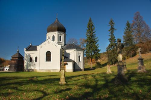 Cerkiew Greckokatolicka pw. Św. Paraskewi w Pętnej
