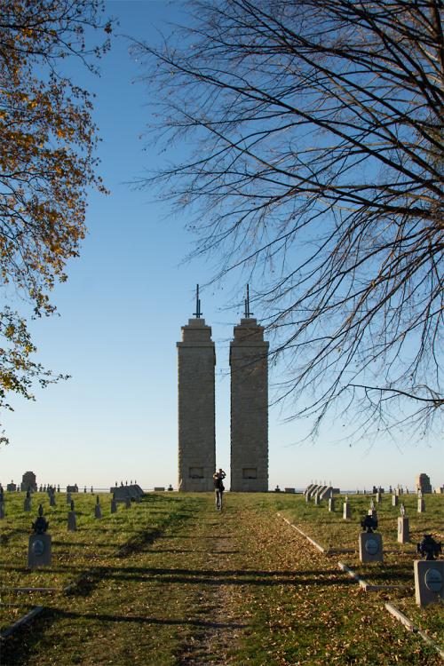 Cmentarz z I Wojny Światowej w Staszkówce