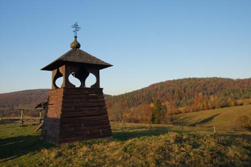 Regietów Wyżny - dzwonnica