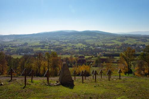 Cmentarz z I Wojny Światowej w Łużnej