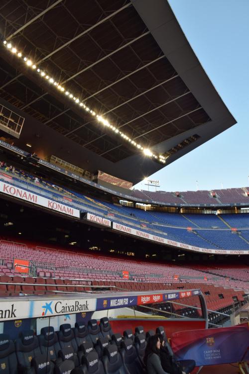 Camp Nou ,Barcelona