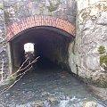 Akwedukt pod torowiskiem pochylni Oleśnica