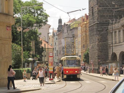Tatra T3R.P, #8217, DP Praha