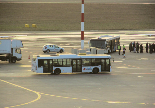 Scania CN270UB, #033, LS Airport Services