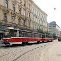 Tatra T6A5, #1203, DP Brno