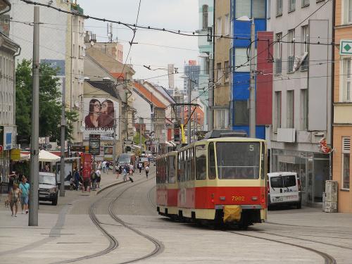 Tatra T6A5, #7902, DP Bratislava