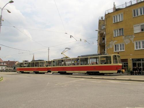 Tatra T6A5, #7918, DP Bratislava