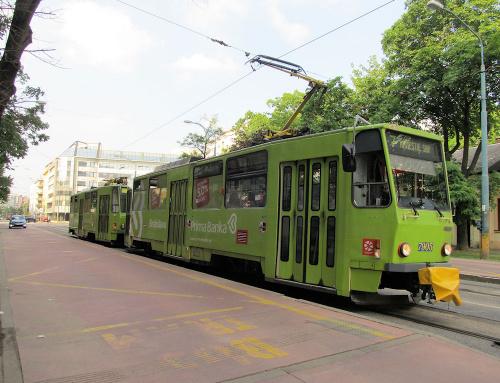Tatra T6A5, #7905, DP Bratislava