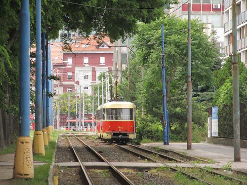 Tatra T3G, #7842, DP Bratislava