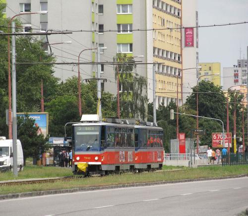 Tatra T6A5, #7949, DP Bratislava