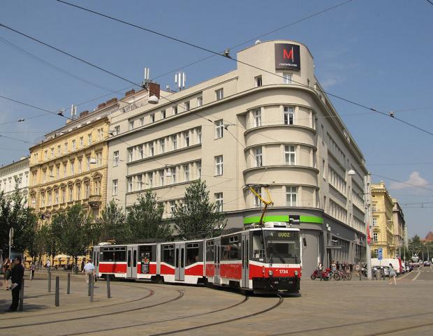 Tatra KT8D5N, #1734, DP Brno