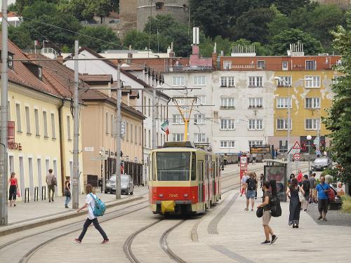 Tatra T6A5, #7946+7945, DP Bratislava