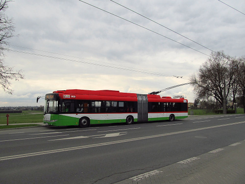 Solaris Trollino 18AC, #3939, MPK Lublin