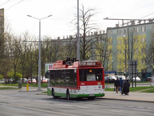 Ursus T701.16 (Богдан 701), #3921, MPK Lublin