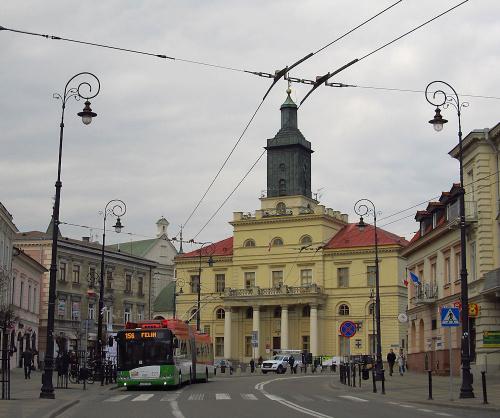 Solaris Trollino 18AC, #3937, MPK Lublin