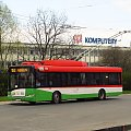 Solaris Trollino 12S, #3853, MPK Lublin