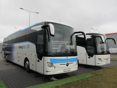 Mercedes Tourismo M