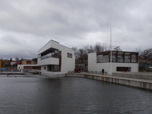 Iława-port śródlądowy nad Jeziorakiem
