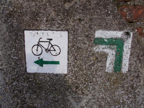 Czas do domu, ale nie rowerem i nie piechotą :-)